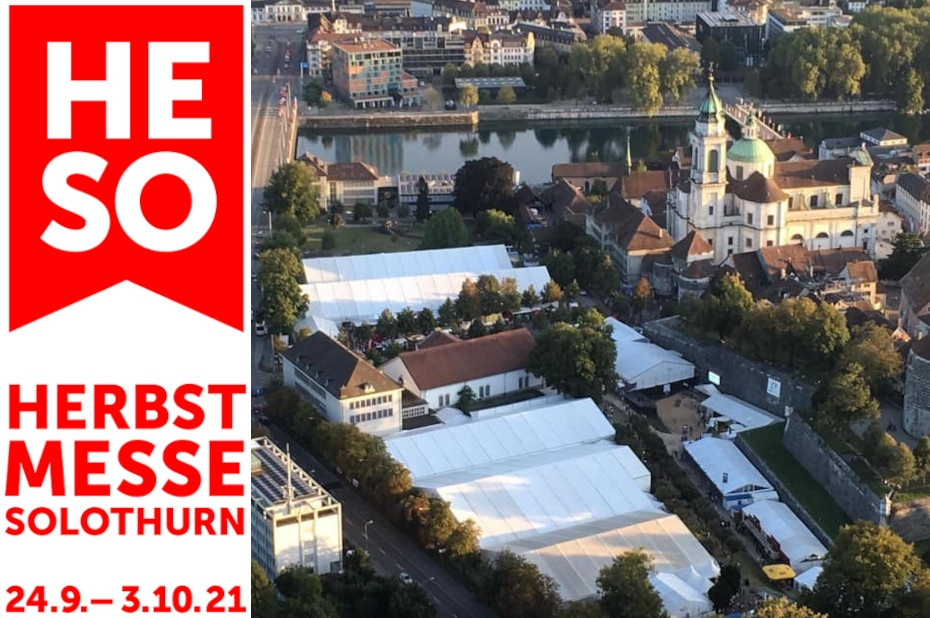 Die HESO 2021 in Solothurn findet statt