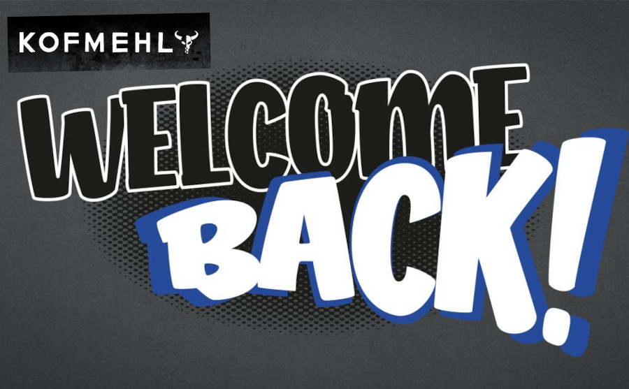 Welcome Back-Party im Kofmehl