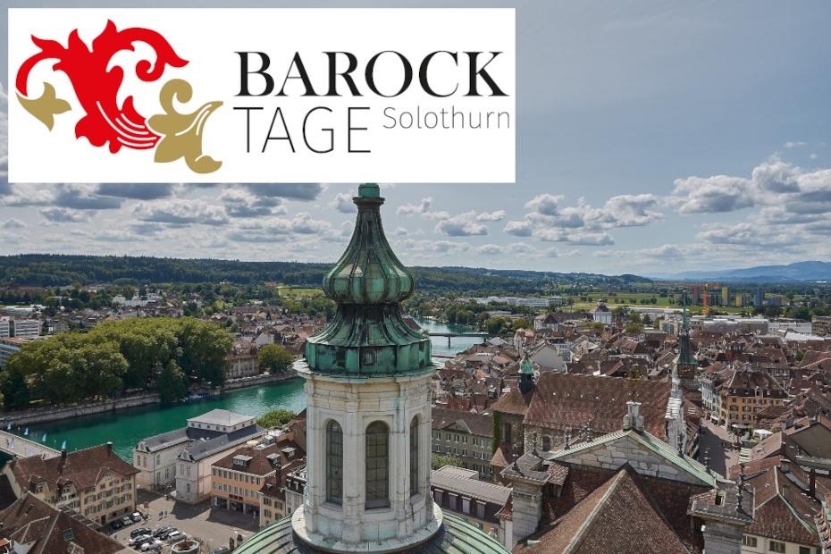 Barocktage Solothurn 2021