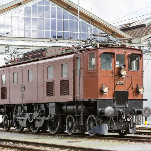 SBB Historic: Depotführung Olten