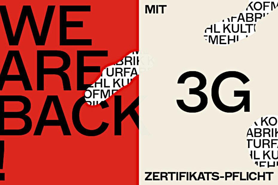 Die Kulturfabrik Kofmehl in Solothurn ist zurück