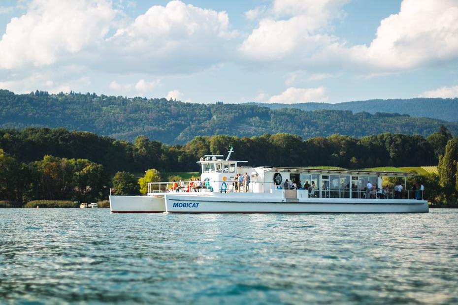 Brunchfahrten auf dem Bielersee